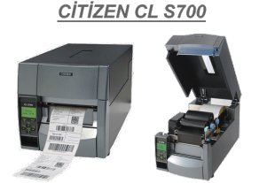 Citizen CL S700 Barkod Yazıcı