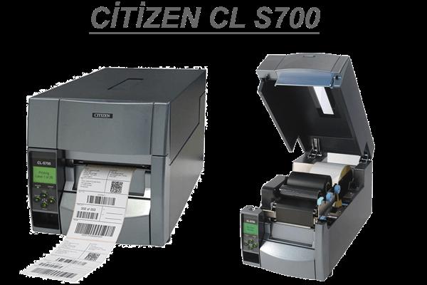 Citizen CL S700 Barkod Yazıcı