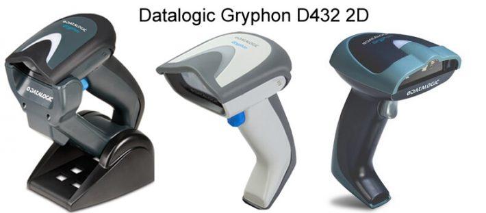 Datalogic D432 Barkod Okuyucu