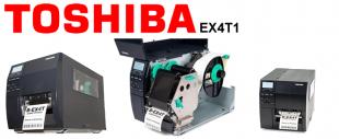 Toshiba EX4T1 Barkod Yazıcı