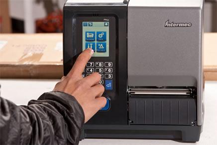 İntermec Barkod Yazıcı - İntermec Pm43 Ve İntermec Pm43C